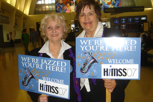 HIMSS Greeters